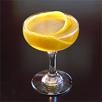 The Fancy Whiskey Sour