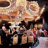 The Carousel Bar