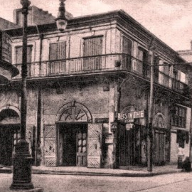 The Olde Absinthe House
